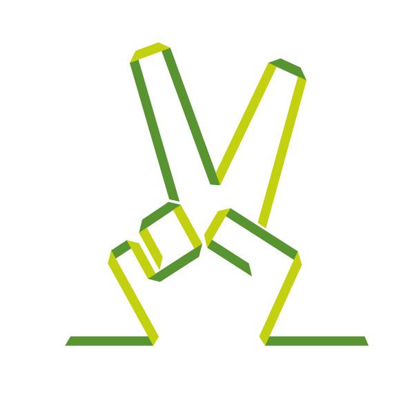 hands design – yeah手势创意设计图片